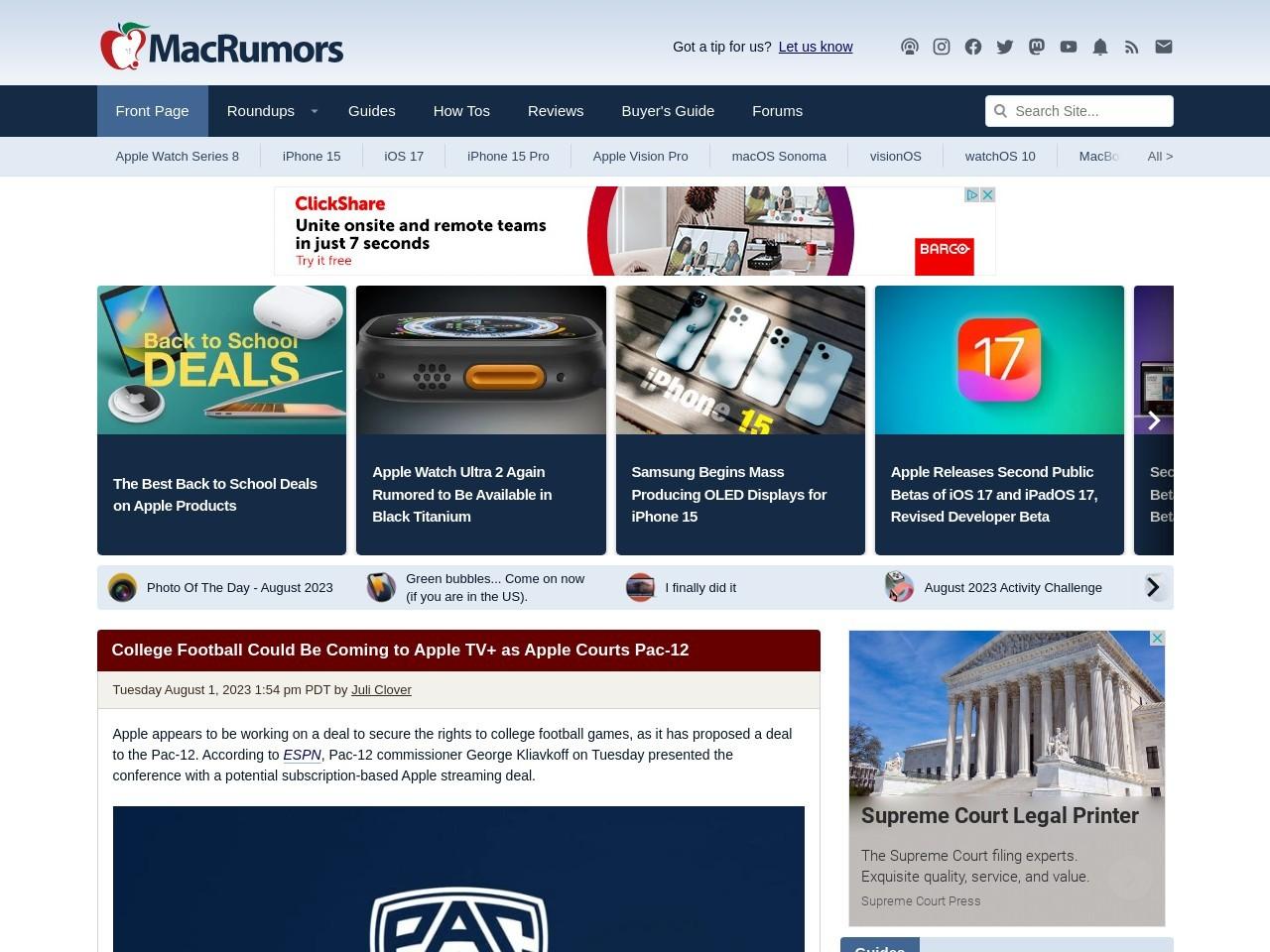 WWDC 2013 Rumor Roundup: iOS 7, OS X 10.9, iRadio, and New …