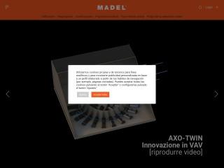 screenshot madelitaliana.it