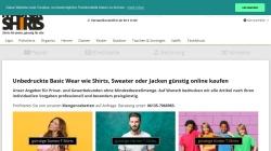 www.madforshirts.de Vorschau, Madforshirts Wrede