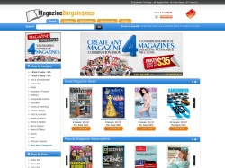 http://www.magazinebargains.com coupon and discount codes