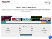Magazineline Coupon for 2018