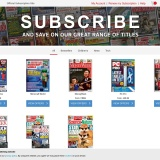 Go to Magazine Subscriptions