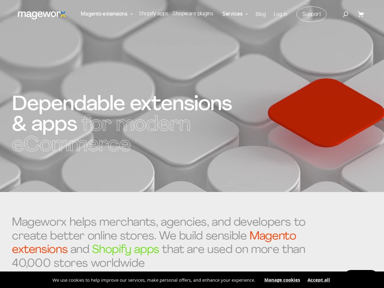 MageWorx Magento Extension