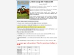 LE BON COUP DE L'OBSTACLE