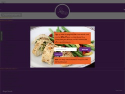 MagicKitchen.com screenshot