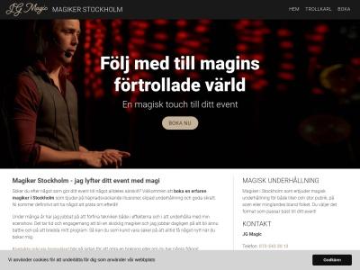 www.magikerstockholm.nu