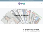 Magmall.com - Subscription Savings On 1,000's Of Magazines Coupons