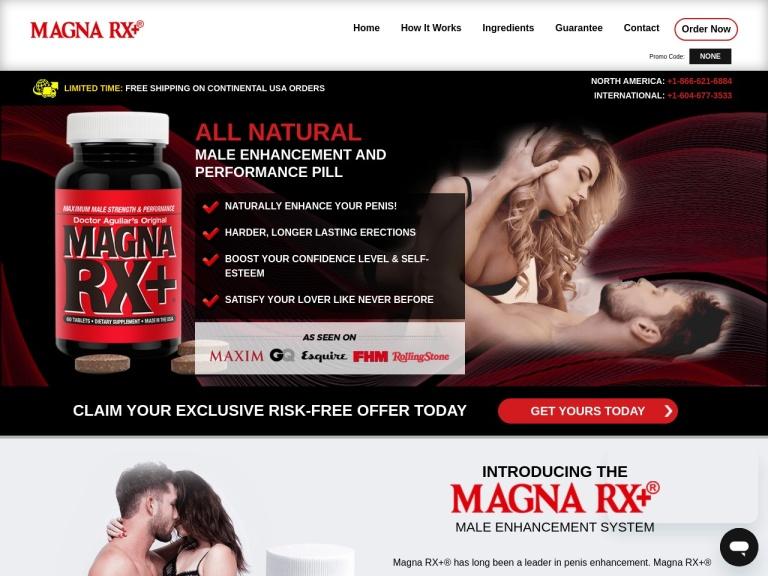 Magna RX screenshot
