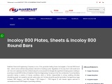 Incoloy 800 Plates, Sheets & Incoloy 800 Round Bars