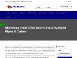 Stainless Steel 304L Seamless & Welded Pipes & Tubes