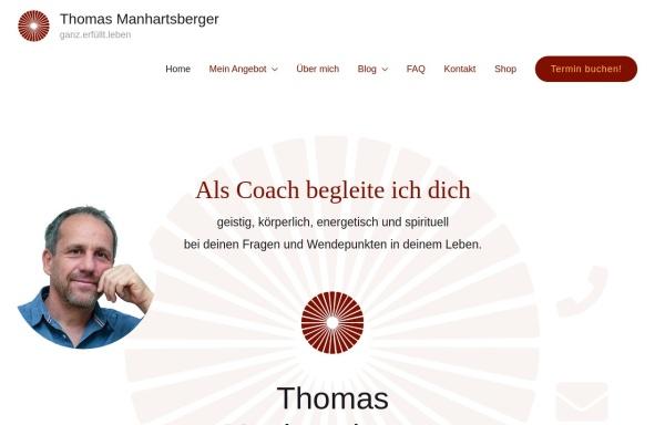 Vorschau von www.manhartsberger.at, Manhartsberger
