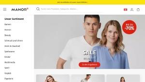 Code promo Manor -20% sur les Vêtements homme Wrangler