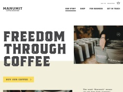Manumitcoffee.co.uk coupon codes January 2018