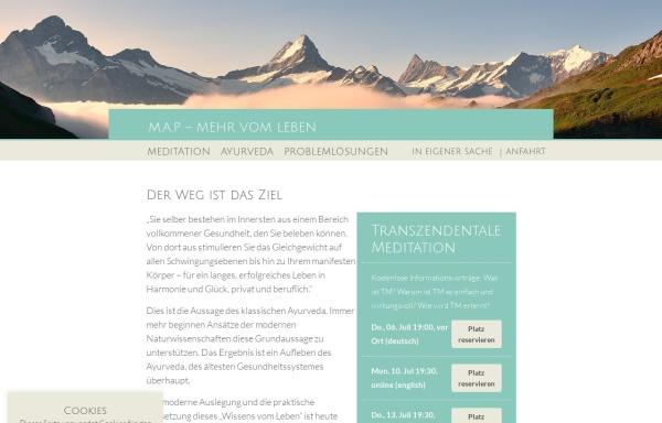 Vorschau von www.maprutz.ch, TM-Center Zürichsee