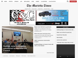 Marietta City income tax is due by April 18