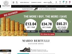 Mariobertulli.co.uk