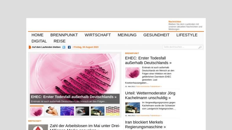 www.markenpost.de Vorschau, Markenpost.de