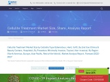 Cellulite Treatment Market, Analysis