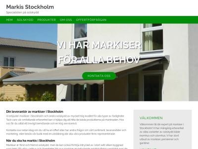www.markis-stockholm.nu
