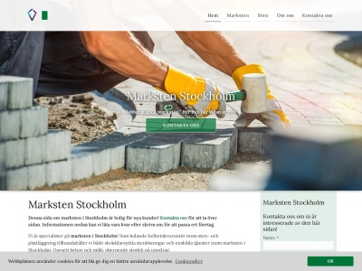 www.marksten-stockholm.se