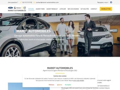 Garage Marot - Réparation automobile