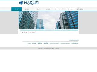maruei.ne.jp用のスクリーンショット