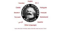 www.marxists.org Vorschau, Marxists Internet Archive