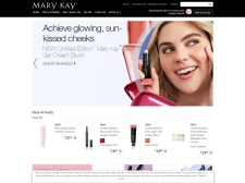 http://www.marykay.com/donnacobean