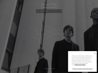 Captura de pantalla para massimodutti.com