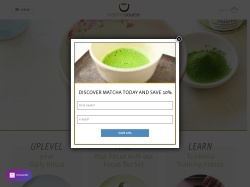 Matcha Source screenshot