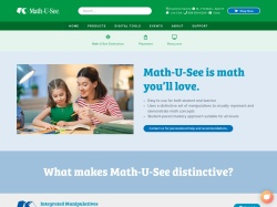 Math-U-See Coupon Codes