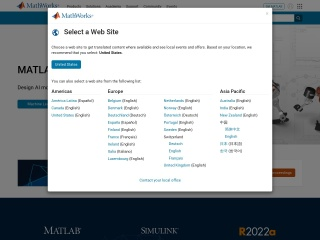Screenshot for mathworks.in