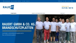 www.matthias-brock.de Vorschau, Bauschutzplatten / Promatect-Zuschnitte - Matthias Brock