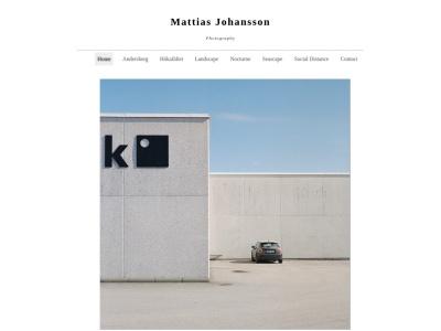 www.mattiasjohanssonphotography.com