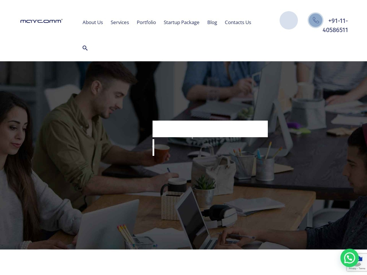About Us PR Company in Mumbai | Mavcommgroup