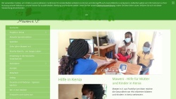 www.maweni.org Vorschau, Maweni e.V. - c/o Mwabasi