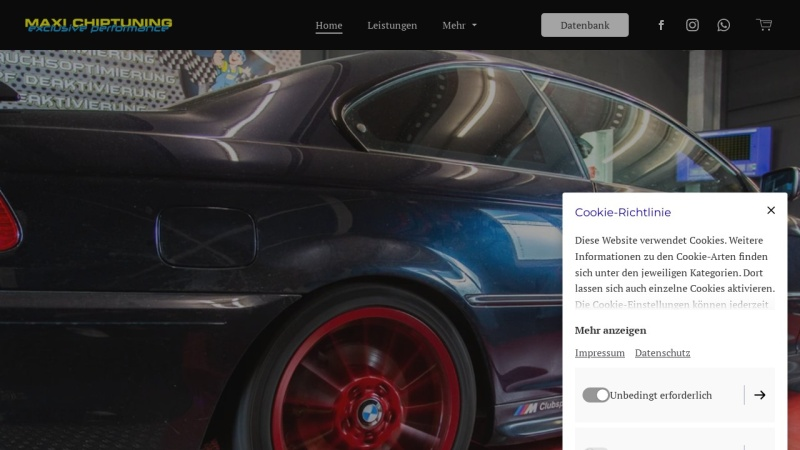 www.maxi-chiptuning.de Vorschau, Maxi-Chiptuning