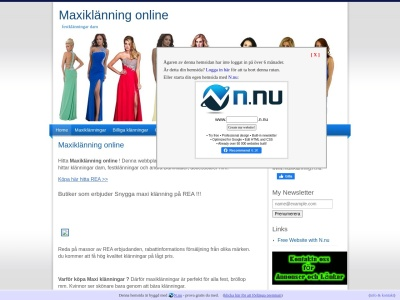 www.maxiklanning.n.nu