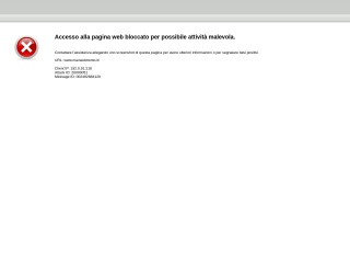 Screenshot del sito maxwebtrento.it