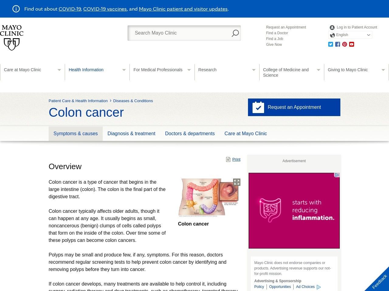 Colorectal cancer risk: genes, the environment and family history