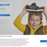 Free delivery over £75 on Mayoral