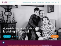 Mazon - A Jewish Response to Hunger