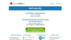 www.md-me.de Vorschau, MD Music Entertainment