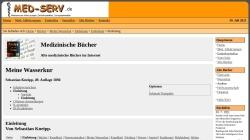 www.med-serv.de Vorschau, Sebastian Kneipp: Meine Wasserkur