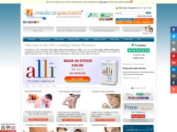 Medical Specialists Promo Codes 2019