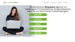 www.medienpark.net Vorschau, medienPARK GmbH & Co.KG