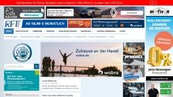 www.meetingpoint-brandenburg.de Vorschau, Meetingpoint Brandenburg