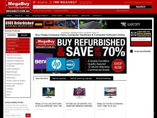 Screenshot for megabuy.com.au