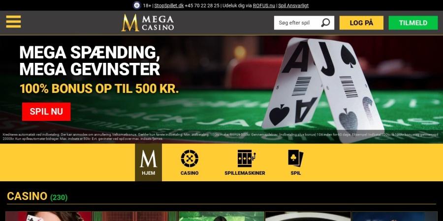 http://www.megacasino.dk