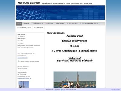 www.mellerudsbatklubb.com